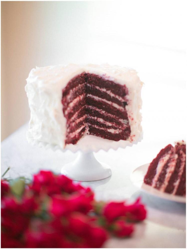 Sinclair & Moore Red Velvet Cake 39