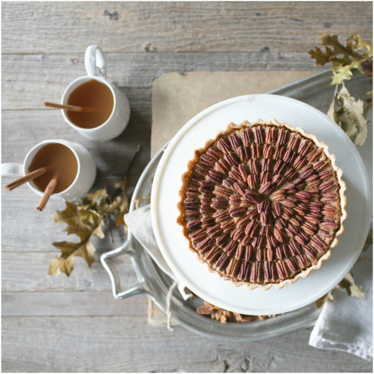 Sinclair & Moore Pecan Pie 1