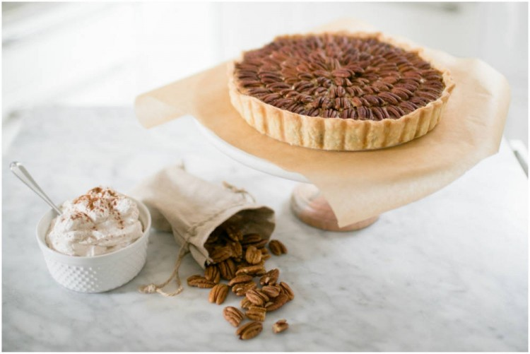 Sinclair & Moore Pecan Pie 31