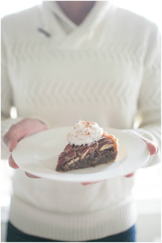 Sinclair & Moore Pecan Pie 8