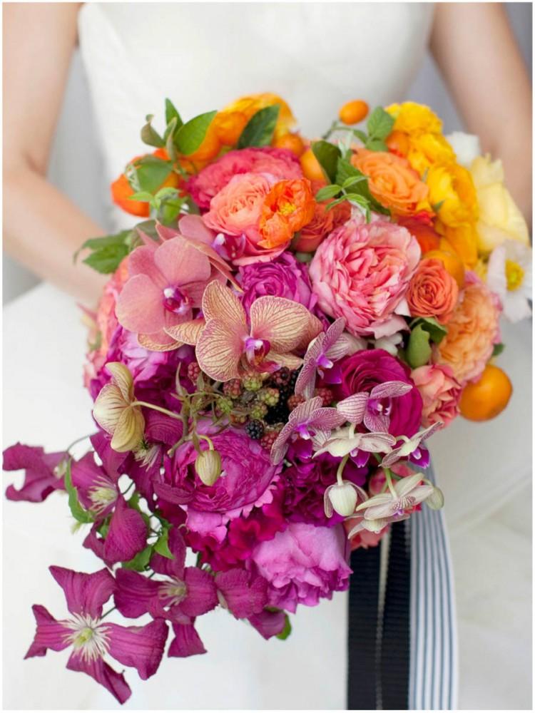 Sinclair & Moore Hanna and Bret Rainbow Wedding  20