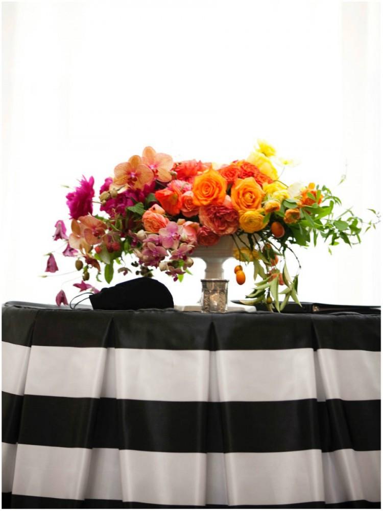 Sinclair & Moore Hanna and Bret Rainbow Wedding  27