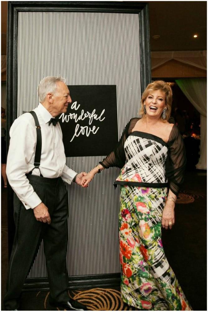 Sinclair & Moore Hanna and Bret Rainbow Wedding  58