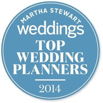 Martha Stewart Weddings Top Wedding Planners 2014