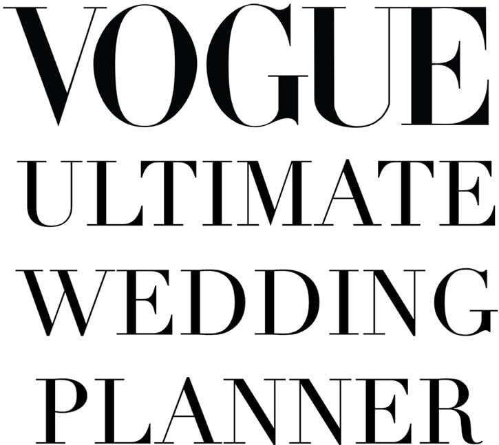 Vogue Ultimate Wedding Planner