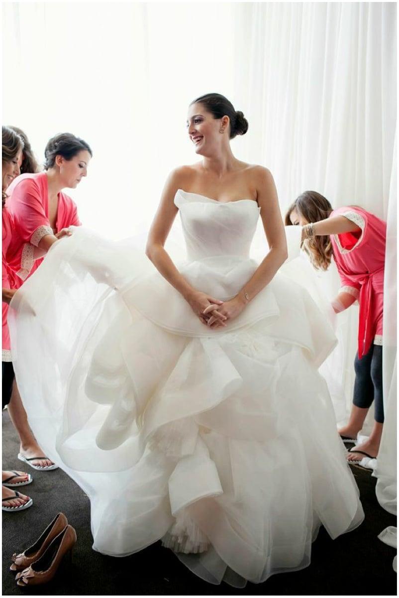 Sinclair & Moore Hanna and Bret Rainbow Wedding 12