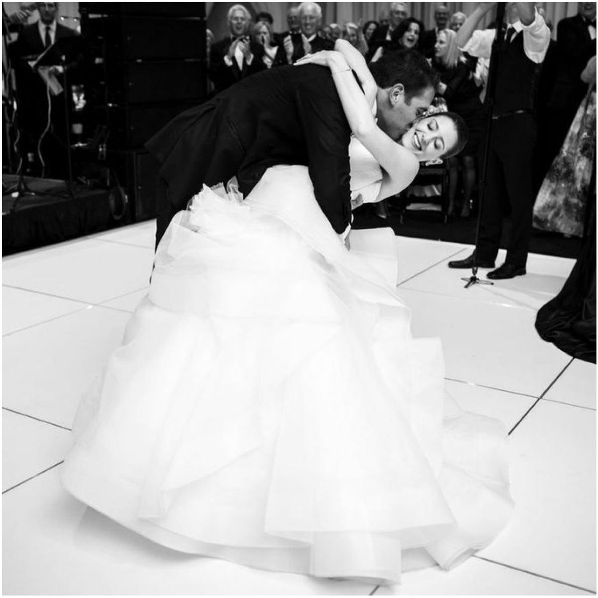 Sinclair & Moore Hanna and Bret Rainbow Wedding 60