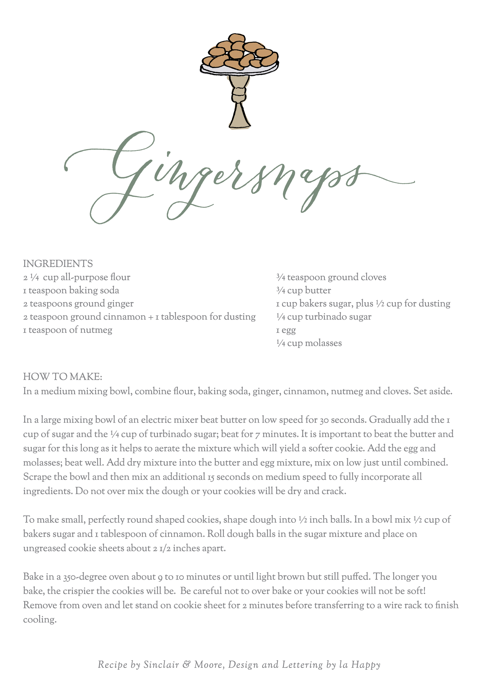 sinclair-and-moore-gingersnap-recipe